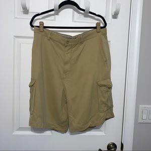 Tommy Bahama Men's Silk Cargo Shorts